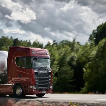 Nuova generazione Scania V8